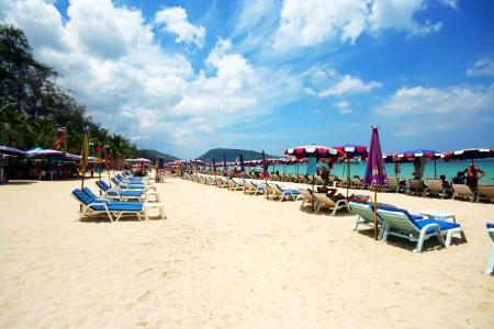 patong beach, phuket, thailand Stock Photo - 15155622
