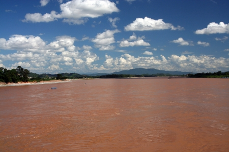 Mea kong river, river for life of southeast asia