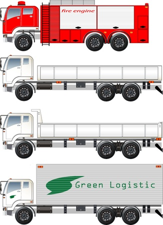 truck graphic