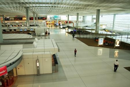Terminal 2, hongkong airport Stock Photo - 16205849