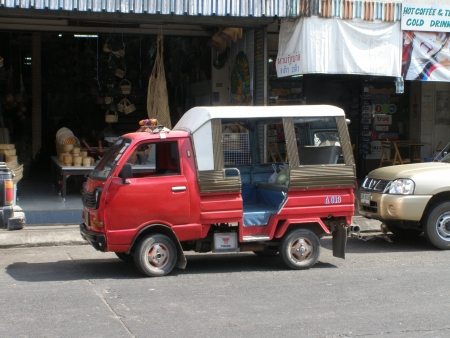 Phuket taxi, mini car taxi