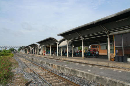 bang sue train station, bangkok thailand Stock Photo - 16994578