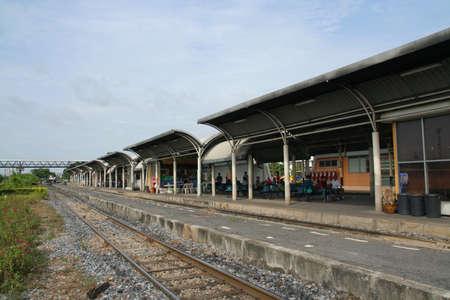 bang sue train station, bangkok thailand Stock Photo - 16994578