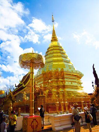 wat prathat doi suthep, Chiangmai, thailand