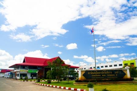 Chiangrai bus station
