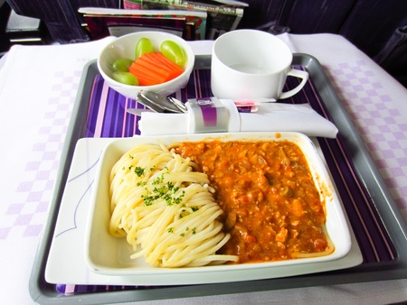 light meal: In Flight meal, Airline meal
