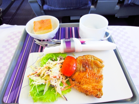 In Flight meal, Airline meal