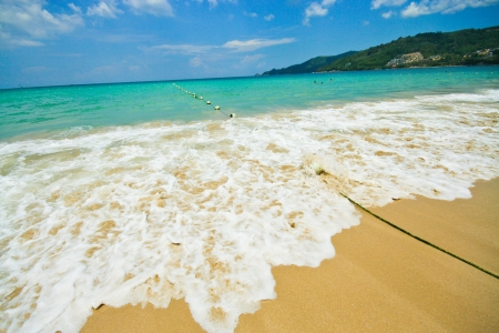 Beautiful sea , phuket thailand  photo