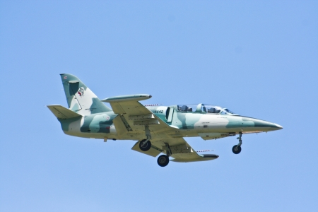 L-39 ,L-39ZAART Albatros of Royal Thai Air Force ,RTAF. Redakční