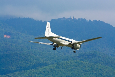 AVRO-748 of Royal Thai Air Force ,RTAF.