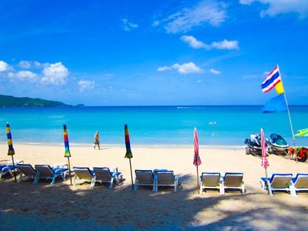 パトンビーチ、プーケット島、タイ