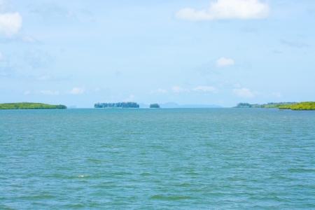 andaman sea, krabi, thailand photo