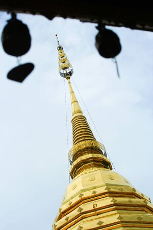 wat prathat doi suthep, Chiangmai, thailand photo