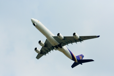 Airbus a340-500 600 Thaiairway