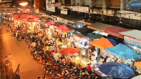 night market: chiangmai night market