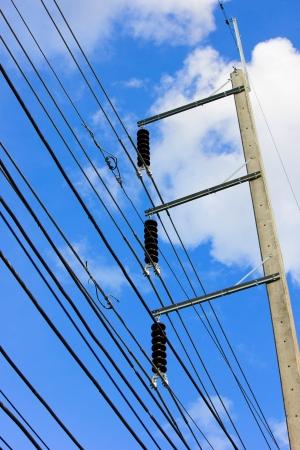 eletrical: Eletricity line