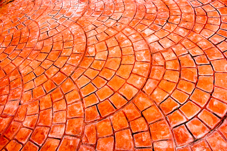 brick floors photo