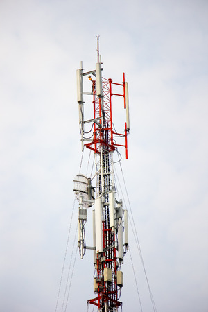 Mobile phone tower photo