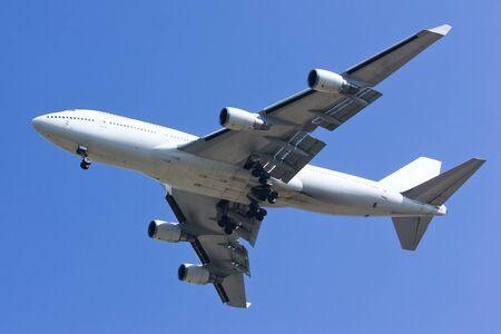 747 400: Aereo Carico