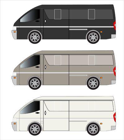 cargo van: Cargo Van car