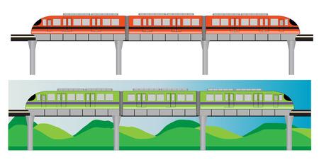 monorail: Mono rail
