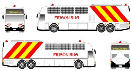 prison: Prison Bus