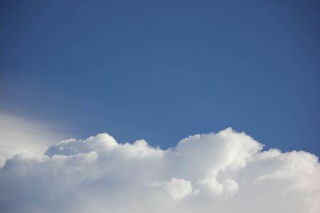 cloud scape: Cloud Scape, Cloud from Tropical Sky. Stock Photo