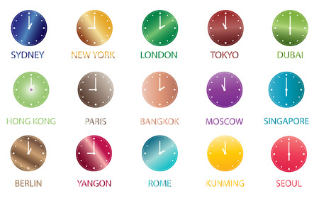 time zone: Time Zone World clock