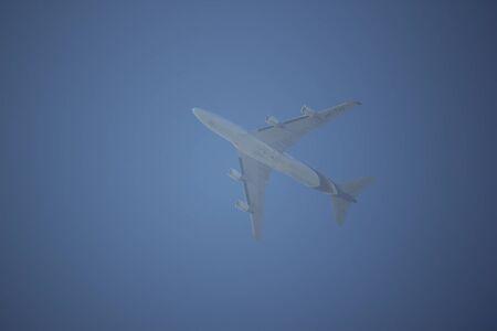 747 400: CHIANG MAI, THAILAND -NOVEMBER 2 2017: HS-TGG 747-400 of Thaiairway. For Flight  Chiangmai airport and Bangkok Suvarnabhumi, thailand. Editoriali