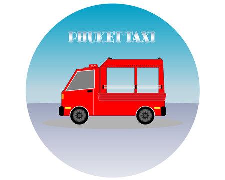 Transportation vehicle design icon