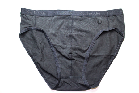 Chiangmai, Thailand - November 3 2018: Product shot of guy laroche Men Underwear. Product made in Thailand by icc company.