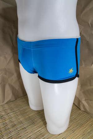 Chiangmai, Thailand -  April 16 2020: SEOBEAN China Brand Men Underwear. 報道画像
