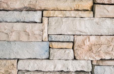 yellow black: Primer viejo piedra pared de ladrillo textura de fondo