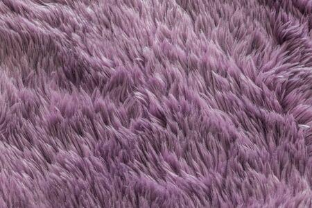 clean carpet: Closeup purple carpet texture background Stock Photo