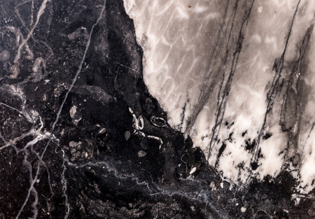 Closeup surface marble wall texture background