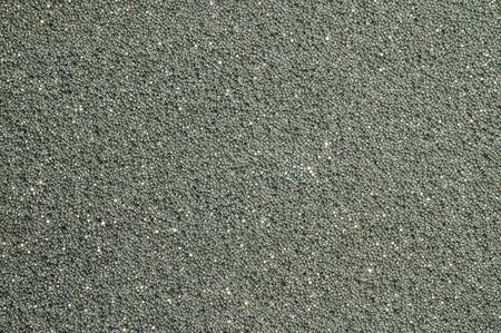 cushioning: Closeup black foam cushioning texture background
