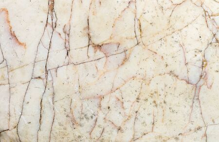 Closeup surface old and dirty marble floor texture background Archivio Fotografico