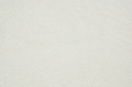 Closeup surface cream color fabric texture background