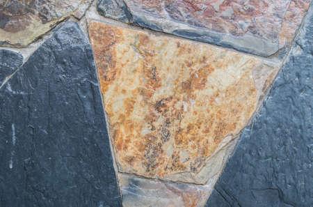 Closeup surface stone wall background