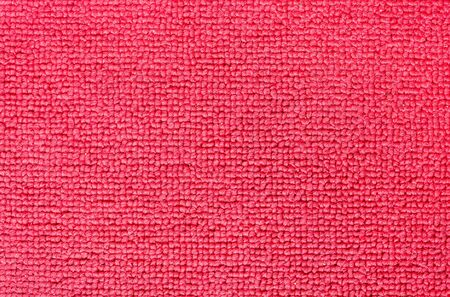 red carpet background: Closeup red carpet in the temple texture background Stock Photo