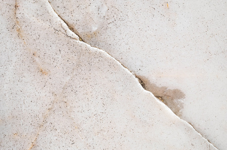 surface Gros plan sol en marbre fissurés texture de fond Banque d'images