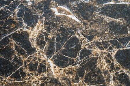 marble wall: Closeup surface black marble wall texture background