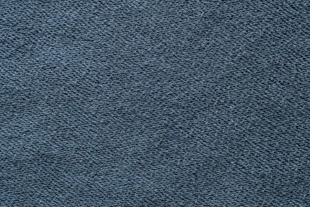tatter: Closeup blue jacket fabric background
