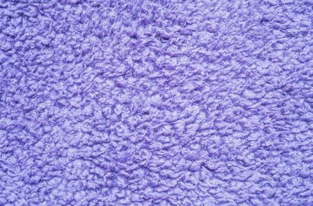 tatter: Closeup surface blue jacket fabric textured background Stock Photo