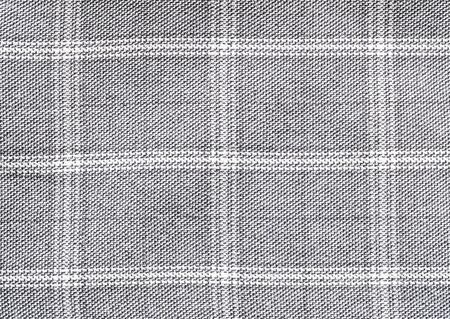 Closeup wrinkled gray coat fabric background
