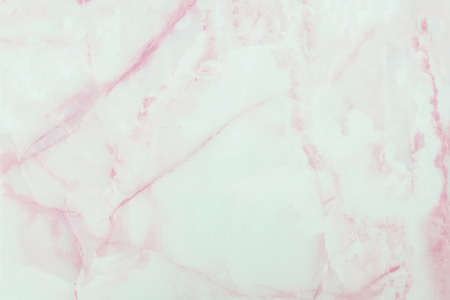 Closeup surface abstract marble pattern at the pink marble stone floor texture background