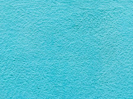 tabular: Closeup surface old blue painted cement wall textured background Stock Photo