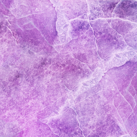 Closeup surface abstract marble pattern at purple marble stone wall texture background Stok Fotoğraf