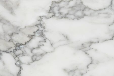 Closeup surface abstract marble pattern at black and white marble stone wall texture background