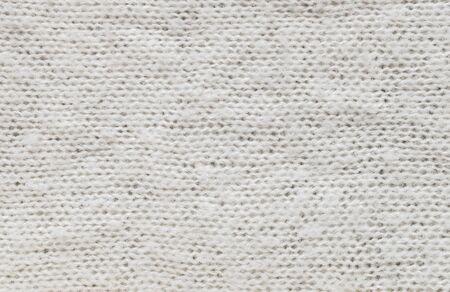 Closeup wrinkled gray coat fabric background